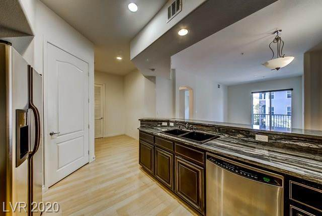 56 Serene Avenue #214, Las Vegas, NV 89123 (MLS #2251155) :: Vestuto Realty Group