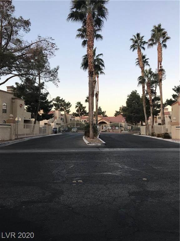 2961 Juniper Hills Boulevard #203, Las Vegas, NV 89142 (MLS #2251423) :: Team Michele Dugan