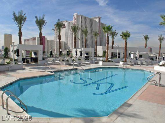 2700 Las Vegas Boulevard #1207, Las Vegas, NV 89109 (MLS #2254766) :: Signature Real Estate Group