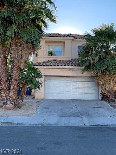 2365 Sag Harbor Drive, Las Vegas, NV 89104 (MLS #2255442) :: Jeffrey Sabel