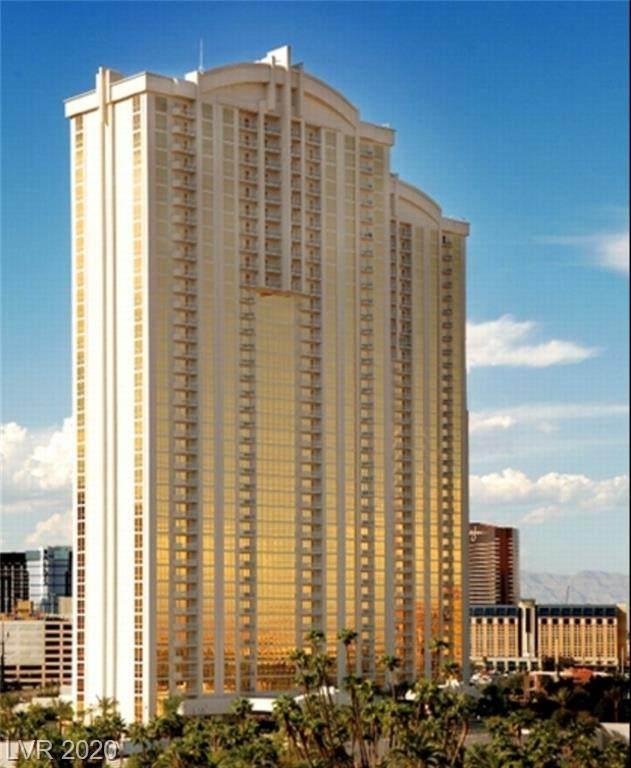 125 Harmon Avenue #2518, Las Vegas, NV 89109 (MLS #2255547) :: Team Michele Dugan