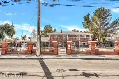 1701 Waldman Avenue, Las Vegas, NV 89102 (MLS #2261070) :: Jeffrey Sabel