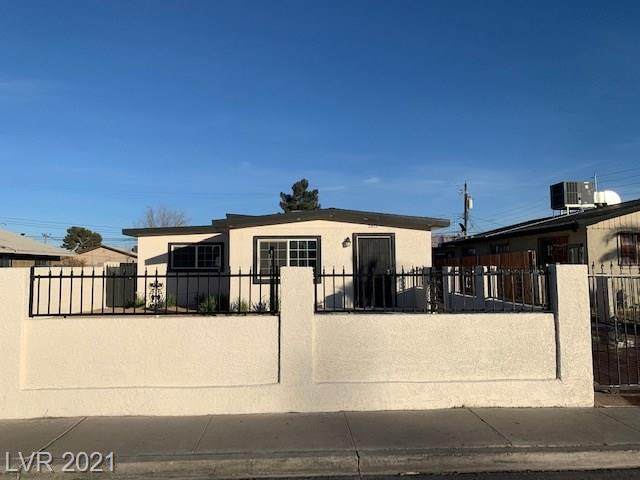 2412 Statz Street, North Las Vegas, NV 89030 (MLS #2261913) :: Team Michele Dugan