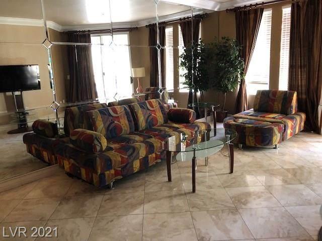 270 Flamingo Road #227, Las Vegas, NV 89169 (MLS #2263778) :: Team Michele Dugan