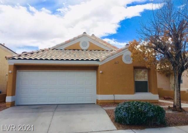 8677 Buttercreek Way, Las Vegas, NV 89117 (MLS #2271771) :: Signature Real Estate Group