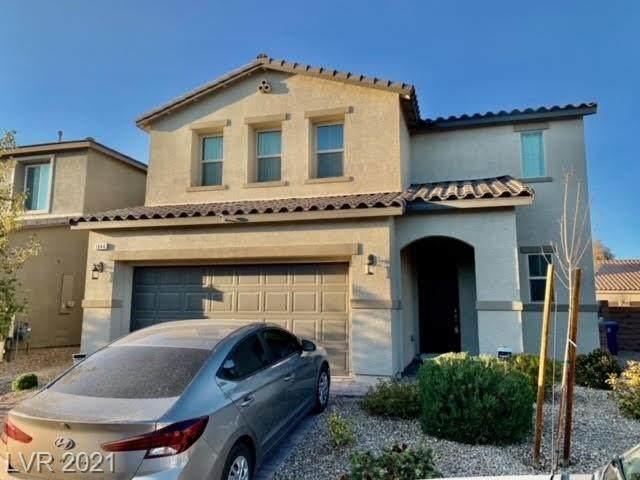 1844 Soto Lane, North Las Vegas, NV 89032 (MLS #2271918) :: Hebert Group   Realty One Group