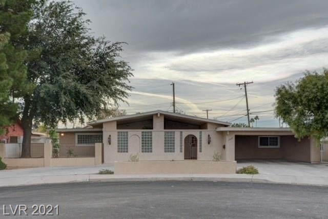 1328 Saint Jude Circle, Las Vegas, NV 89104 (MLS #2277990) :: Billy OKeefe | Berkshire Hathaway HomeServices