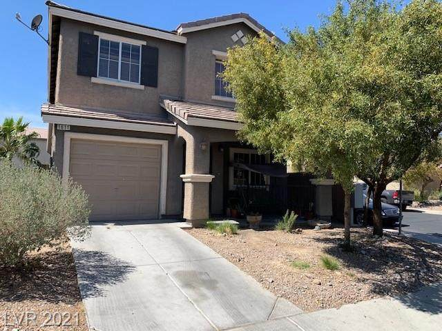 1611 Victor Hugo Lane, Las Vegas, NV 89115 (MLS #2281117) :: Signature Real Estate Group