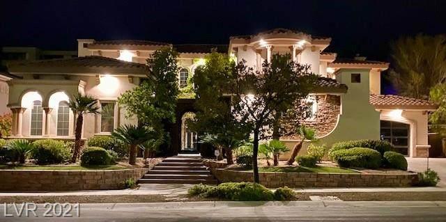 1797 Valenzano Way, Henderson, NV 89012 (MLS #2283670) :: Signature Real Estate Group