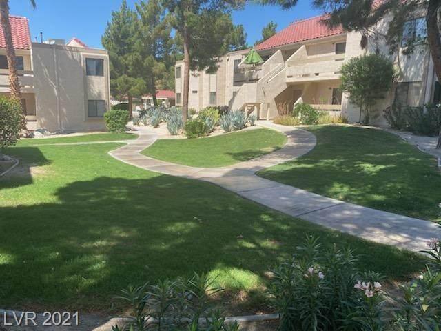 3810 Desert Marina Drive #204, Laughlin, NV 89029 (MLS #2286443) :: Signature Real Estate Group