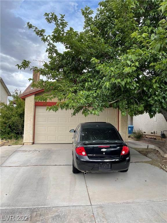 353 Tobler Drive, Las Vegas, NV 89145 (MLS #2287550) :: Jeffrey Sabel