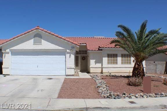 524 Stonehurst Drive, North Las Vegas, NV 89031 (MLS #2288984) :: Team Michele Dugan