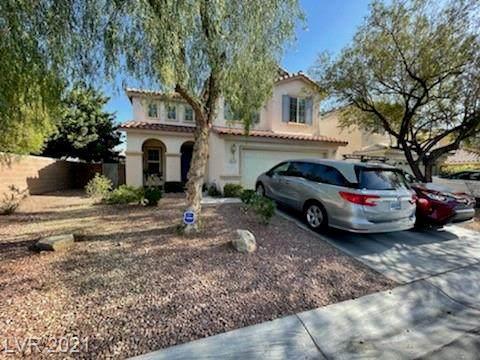 4778 Sequoia Tree Avenue, Las Vegas, NV 89139 (MLS #2293692) :: Signature Real Estate Group