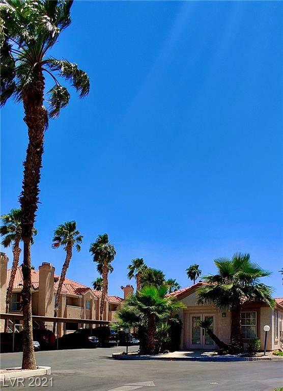 1375 E Hacienda Avenue #201, Las Vegas, NV 89119 (MLS #2295443) :: Jack Greenberg Group