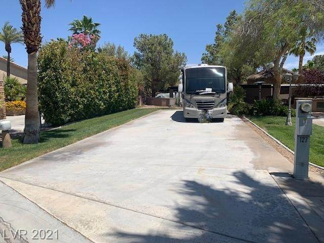 8175 Arville Street #127, Las Vegas, NV 89139 (MLS #2295728) :: Lindstrom Radcliffe Group