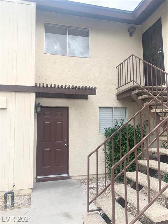 2366 Cardiff Lane C, Las Vegas, NV 89108 (MLS #2295888) :: Galindo Group Real Estate