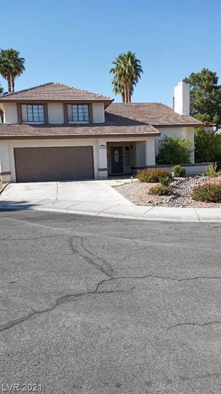 9024 Feather River Court, Las Vegas, NV 89117 (MLS #2296167) :: Jeffrey Sabel