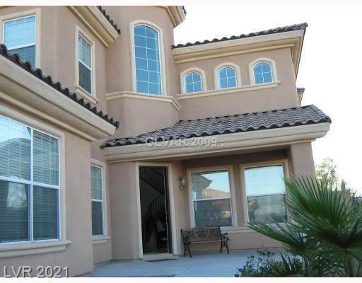 6325 Rockmine Court, Las Vegas, NV 89118 (MLS #2296770) :: Jeffrey Sabel