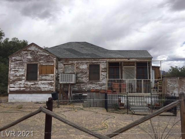 201 S Bronco Way, Pahrump, NV 89048 (MLS #2297458) :: The Chris Binney Group | eXp Realty