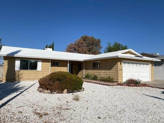 836 Benita Place, Boulder City, NV 89005 (MLS #2297899) :: The Perna Group