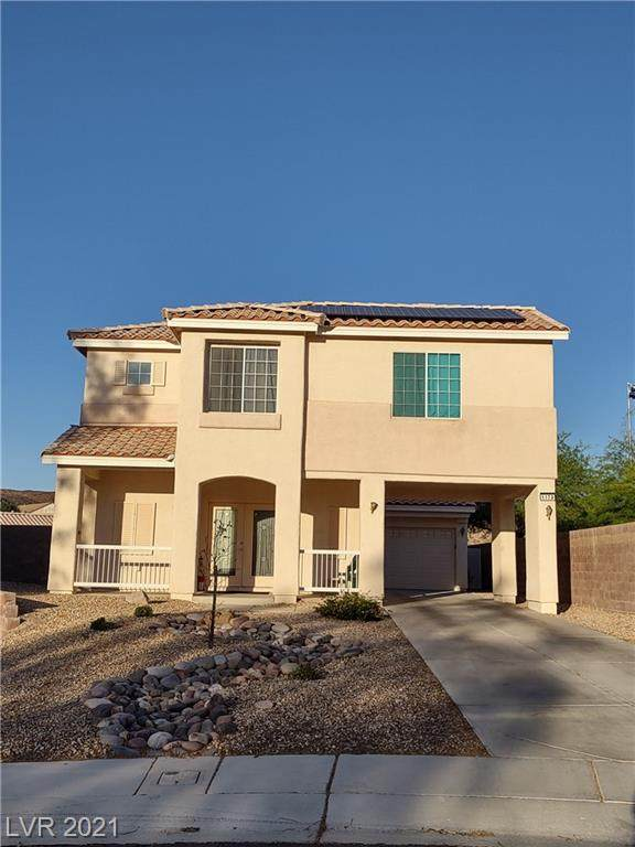 1178 Butternut Ranch Court, Henderson, NV 89052 (MLS #2299656) :: Signature Real Estate Group
