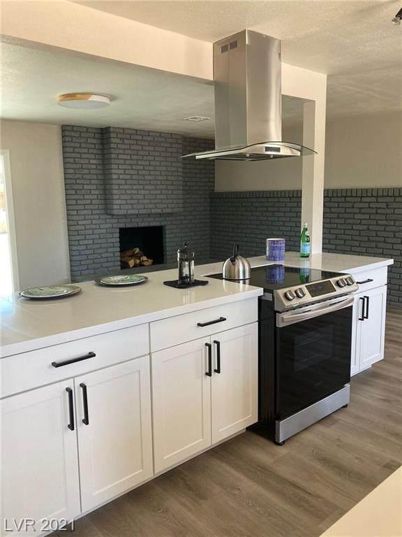3509 Navajo Way, Las Vegas, NV 89108 (MLS #2302138) :: Custom Fit Real Estate Group