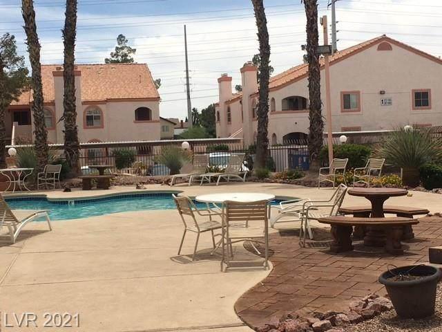 7570 W Flamingo Road #212, Las Vegas, NV 89147 (MLS #2302142) :: Galindo Group Real Estate