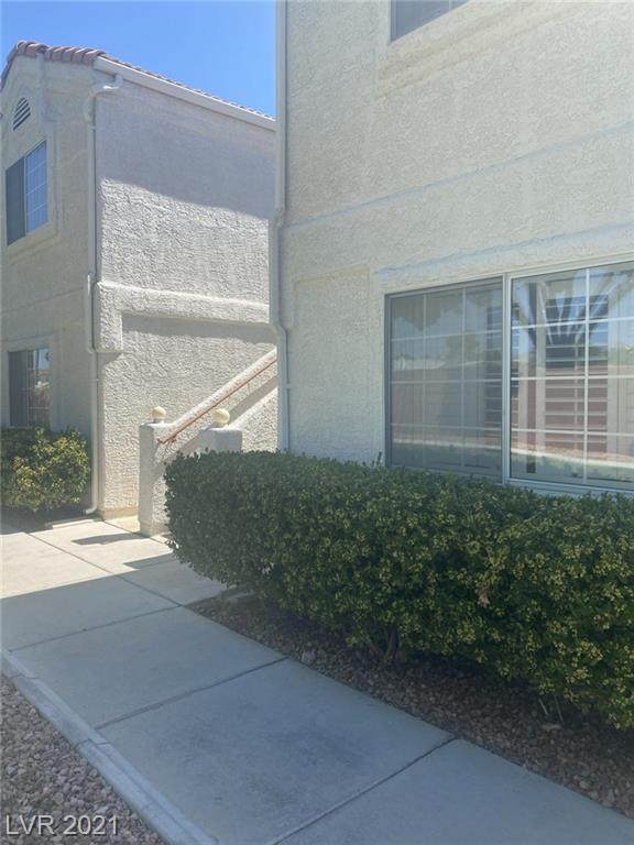 1800 Edmond Street #127, Las Vegas, NV 89146 (MLS #2303618) :: DT Real Estate