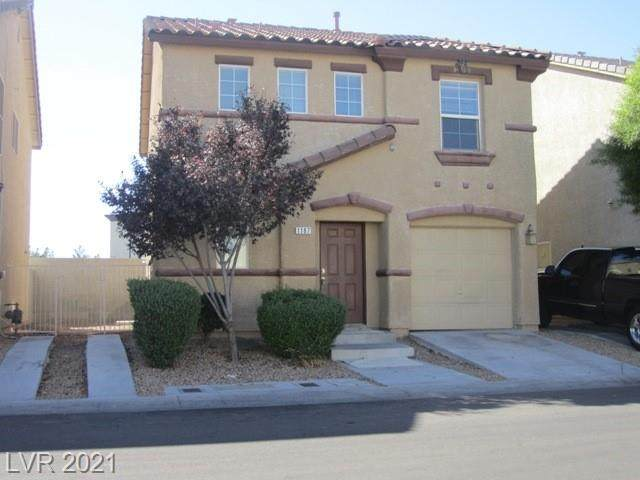 1187 Sweet Orange Street, Las Vegas, NV 89142 (MLS #2303889) :: Lindstrom Radcliffe Group
