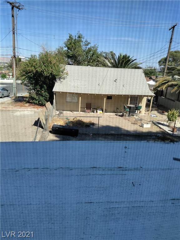 330 N 14th Street, Las Vegas, NV 89101 (MLS #2313594) :: The Shear Team
