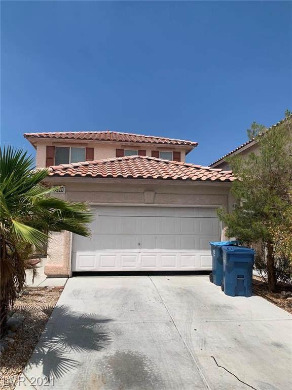 8920 Kingswood Drive, Las Vegas, NV 89147 (MLS #2315734) :: Lindstrom Radcliffe Group