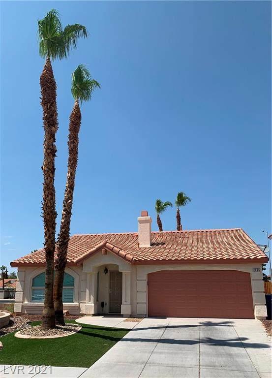 2066 Silver Breeze Avenue, Las Vegas, NV 89183 (MLS #2316182) :: The Chris Binney Group | eXp Realty