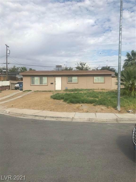 3111 Greendale Street, Las Vegas, NV 89121 (MLS #2316560) :: Lindstrom Radcliffe Group