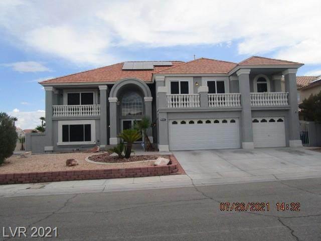 9003 Fawn Grove Drive, Las Vegas, NV 89147 (MLS #2317740) :: The Perna Group