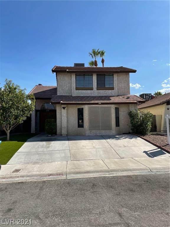 6513 Gumwood Road, Las Vegas, NV 89108 (MLS #2319611) :: Keller Williams Realty