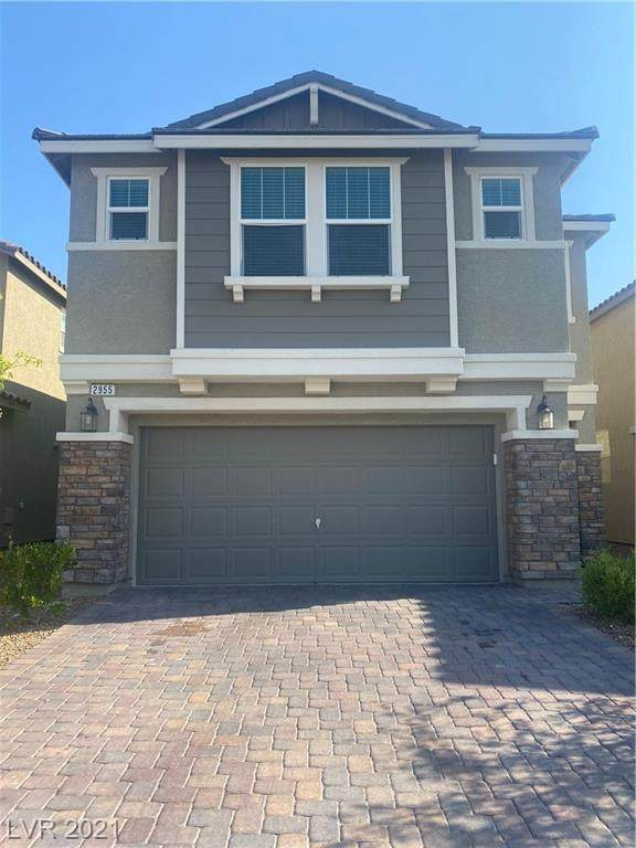 2955 Capobella Avenue, Henderson, NV 89044 (MLS #2324258) :: The Chris Binney Group | eXp Realty