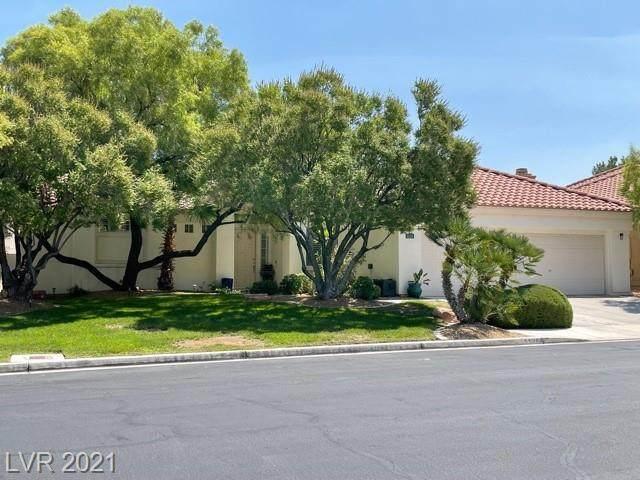 1524 Breeze Canyon Drive, Las Vegas, NV 89117 (MLS #2325346) :: Lindstrom Radcliffe Group