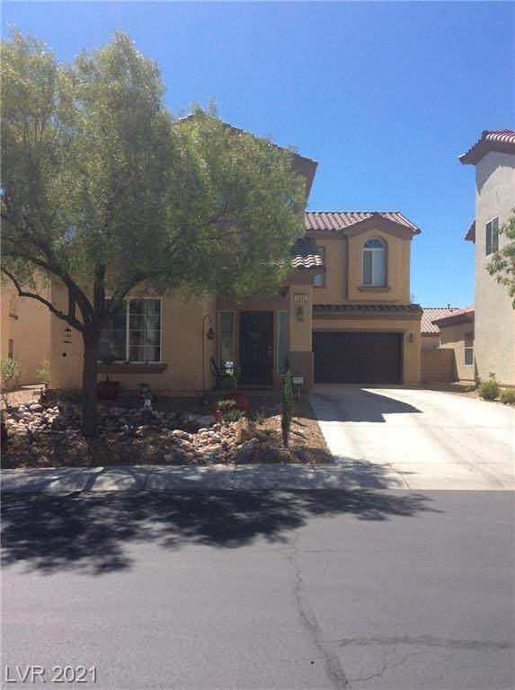 5545 Danforth Avenue, Las Vegas, NV 89141 (MLS #2329754) :: The Melvin Team