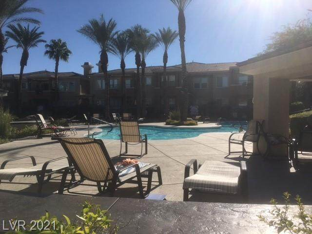 10611 Amber Ridge Drive #205, Las Vegas, NV 89144 (MLS #2329913) :: Hebert Group | eXp Realty