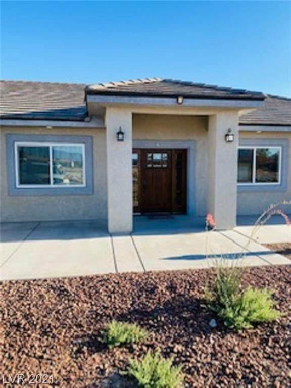 241 Domingo Street, Pahrump, NV 89048 (MLS #2330294) :: Signature Real Estate Group