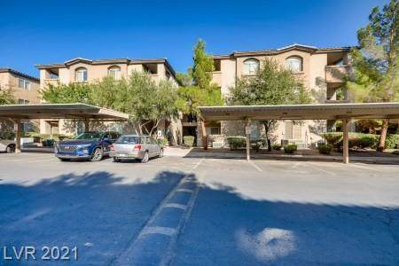 4400 S Jones Boulevard #1101, Las Vegas, NV 89103 (MLS #2332288) :: The Melvin Team