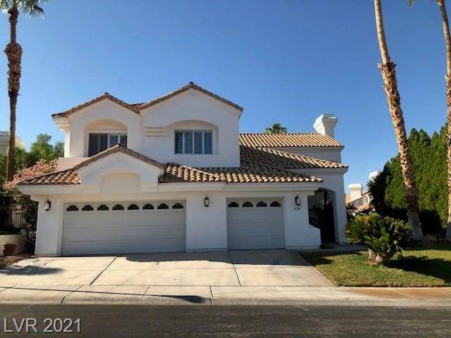 8116 Pacific Cove Drive, Las Vegas, NV 89128 (MLS #2333874) :: Kypreos Team
