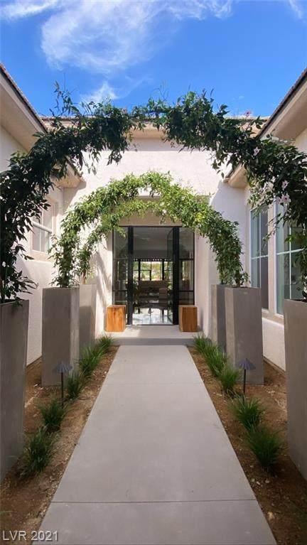 11548 Snow Creek Avenue, Las Vegas, NV 89135 (MLS #2334014) :: Coldwell Banker Premier Realty
