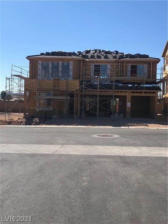 5453 Meadow Star Avenue, Las Vegas, NV 89141 (MLS #2334347) :: Alexander-Branson Team | Realty One Group