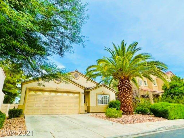 3186 Castle Canyon Avenue, Henderson, NV 89052 (MLS #2336360) :: Coldwell Banker Premier Realty