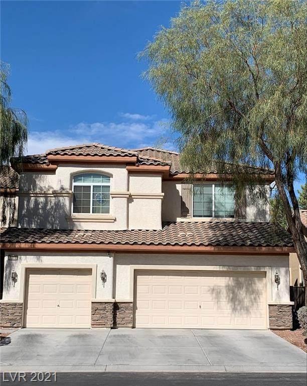 3370 Arcata Point Avenue, Las Vegas, NV 89141 (MLS #2341660) :: Alexander-Branson Team | Realty One Group