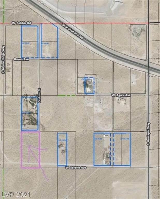 W Serene Avenue, Las Vegas, NV 89161 (MLS #2343393) :: Keller Williams Realty
