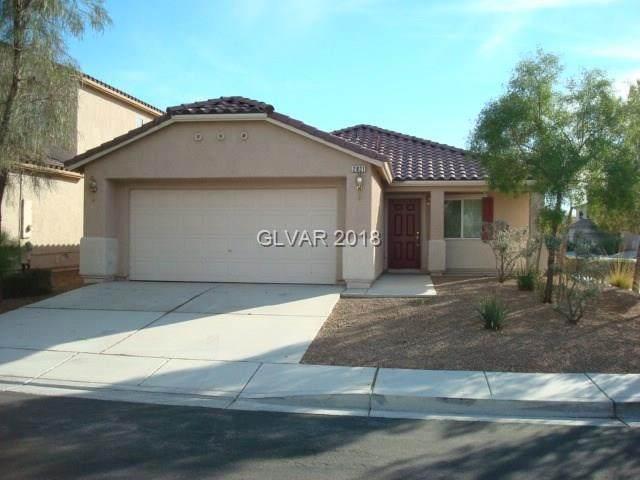 2821 Swanson Avenue, North Las Vegas, NV 89086 (MLS #1959012) :: Jeffrey Sabel