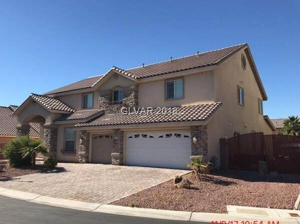 7217 Harlow Street, Las Vegas, NV 89131 (MLS #1962044) :: The Shear Team