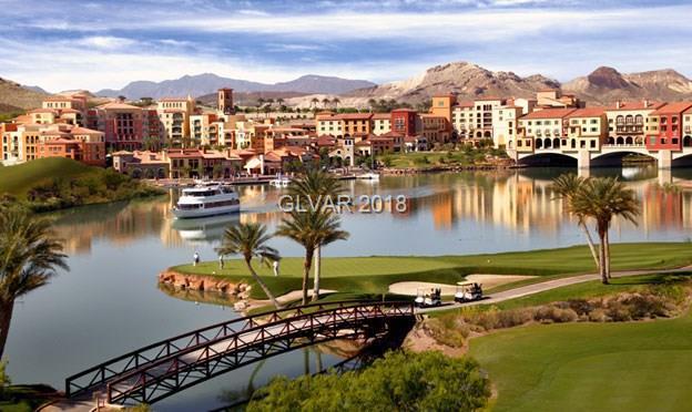 30 Strada Di Villaggio #327, Henderson, NV 89011 (MLS #1983823) :: The Snyder Group at Keller Williams Realty Las Vegas